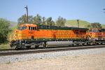 Roster shot of BNSF 7667
